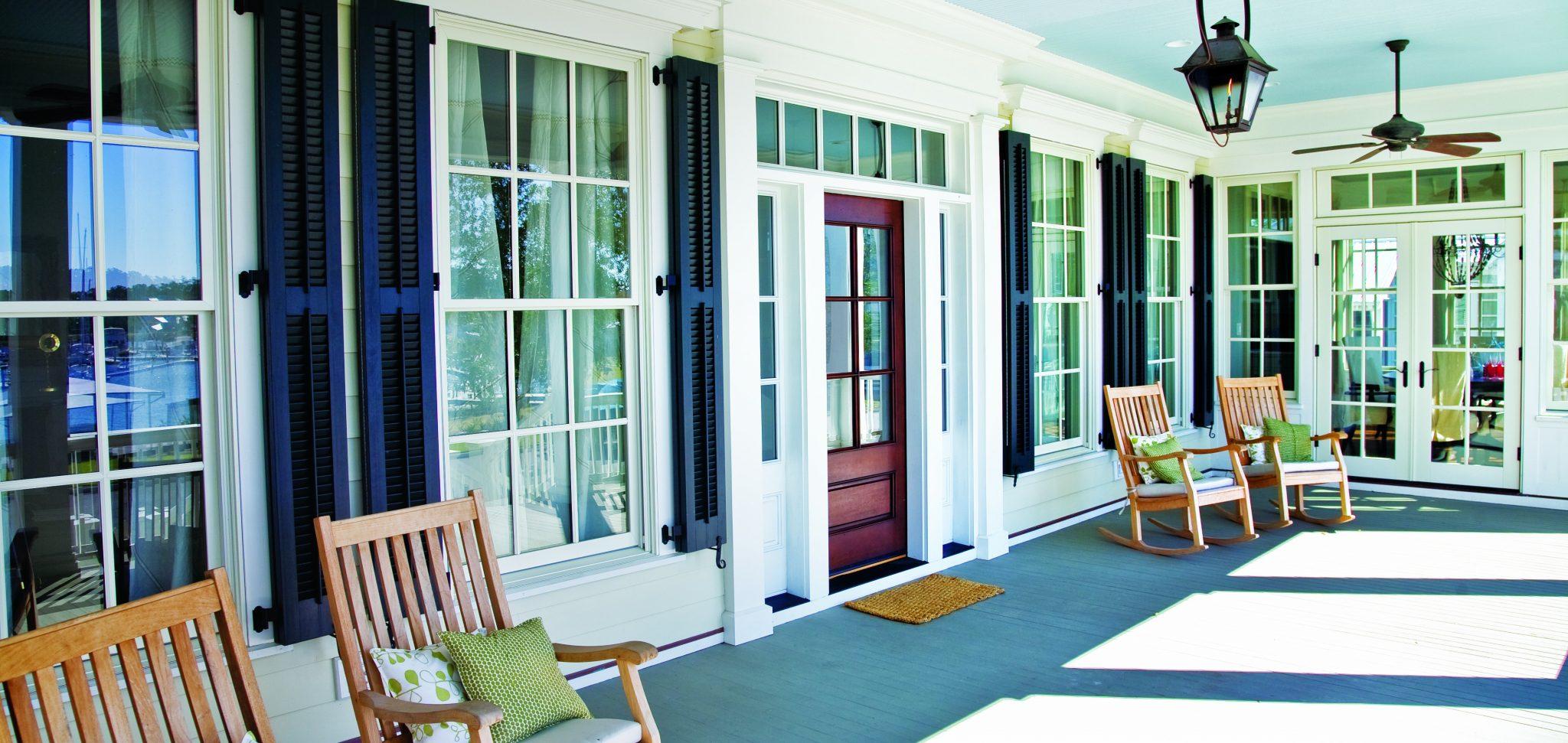 Windows, Doors & Shutters