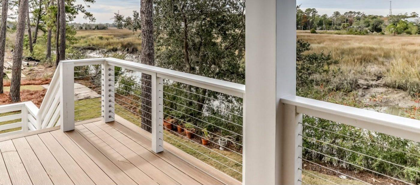 Decking, Porch & Railing